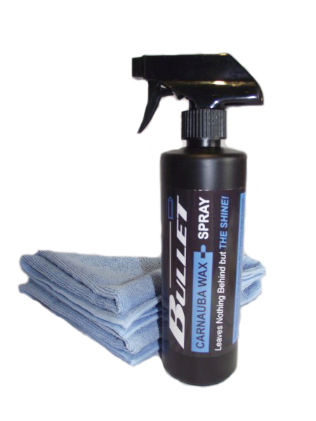 Spray Carnauba Wax