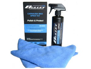Carnauba Wax Presentation Boxed set - 500ml