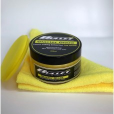 Glacier Glaze Carnauba paste wax Kit-200ml + FREE microfibre cloth & App. Sponge