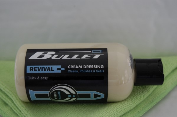 REVIVAL TYRE & TRIM DRESSING